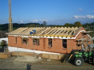 Sichtschalung Dach (1)